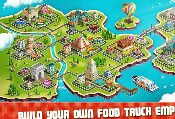 food truck chef cooking game APK Android