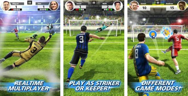 soccer multiplayer football soccer APK Android