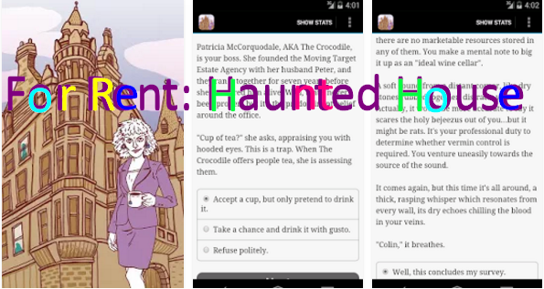 For Rent: Haunted House APK for Android Free Download