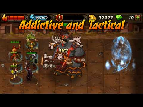 Forge of Gods GOLD (RPG) APK MOD Android Free Download