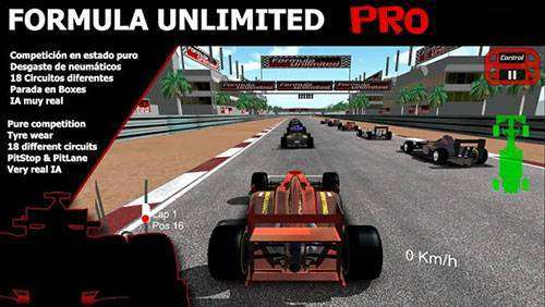 FX-Racer Unlimited Full APK Android Game Free Download