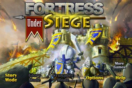 fortress under siege mod apk indir