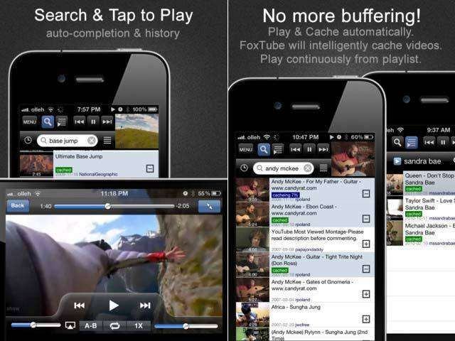 FoxTube YouTube Player APK Android Full APP Download