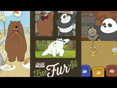 Free Fur All – We Bare Bears MOD APK Android Free Download