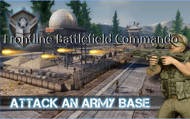 Frontline-Schlachtfeld Kommando