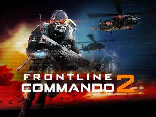 Frontline Commando 2 MOD APK Android Game Free Download
