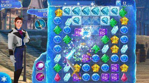 Frozen Free Fall APK MOD Android Game Free Download