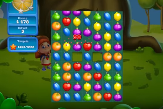 Fruit Land match 3 VK MOD APK for Android Free Download