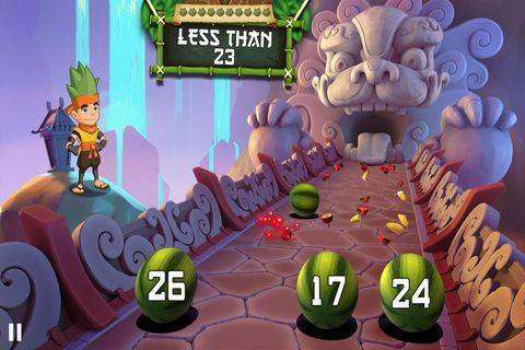 Fruit Ninja: Math Master Full APK Android Game Free Download