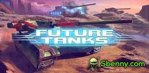 Tanques futuras: 3D línea de la batalla