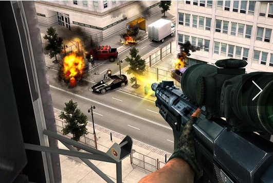 Gangster entkommen Shooter 3D APK Android