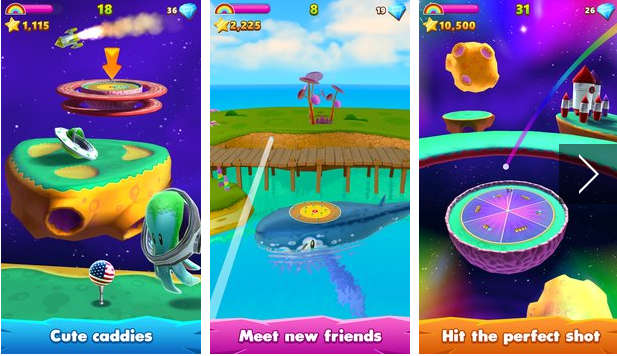 Golf Island APK Android