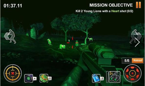 Hunting Safari 3D APK Unlimited Money & Gold MOD APK