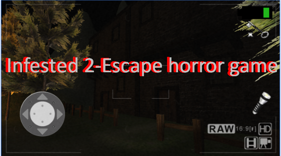 Infested 2 Escape horror game