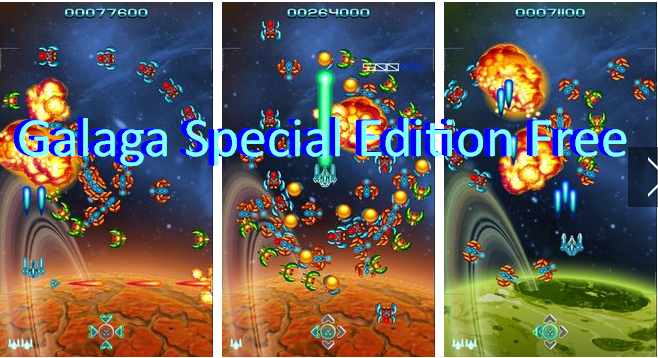 galaga special edition free mod apk android free