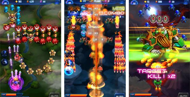 Galaxie Helden Kampf der Roboter APK Android