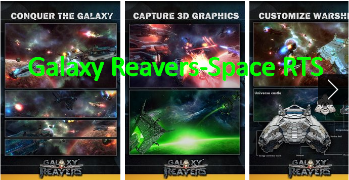 Galaxy Reavers Raum Rts Mod Apk Android Free Download