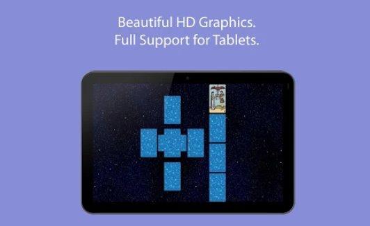 Galaxie Tarot APK für Android