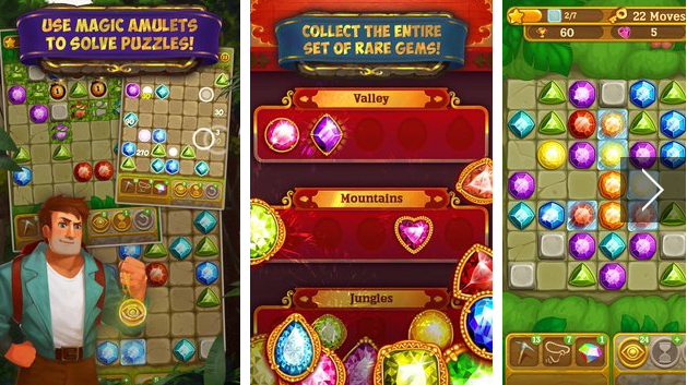 gemcrafter puzzle journey APK Android