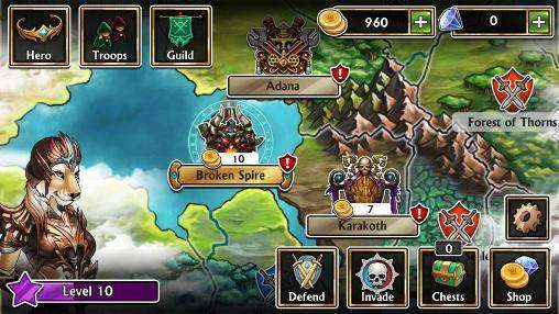 Gems of War MOD APK Android Free Download