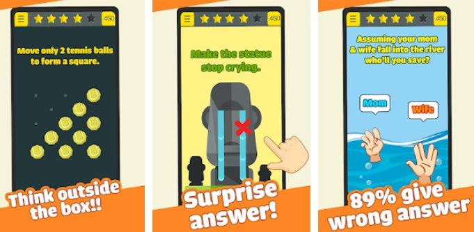 Genie fordert Genie oder nicht APK Android