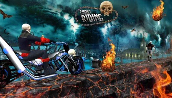 ghost riding 3d