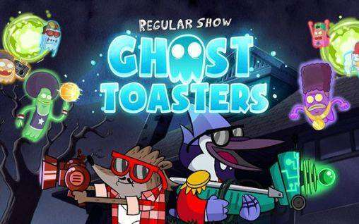 Toasters fantasma - Regular Show