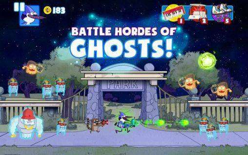 Ghost Toasters Full APK Android logħba Download Free