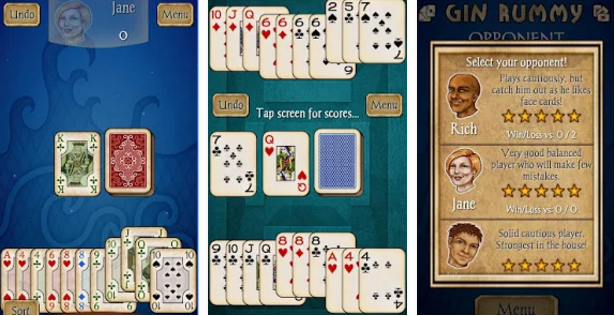 gin rummy APK Android