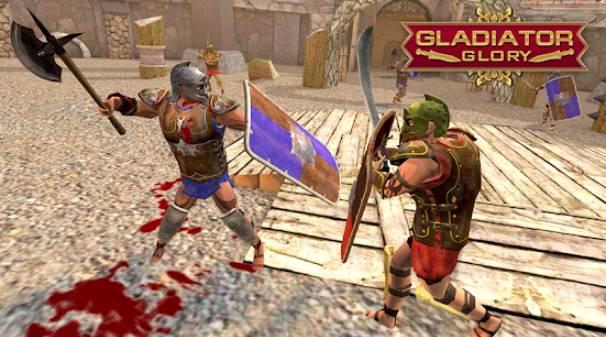 gladiateur gloire