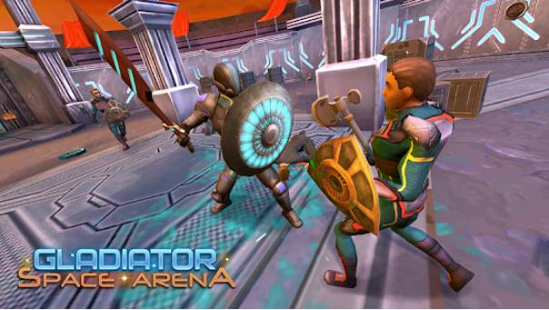 Gladiator Space Arena Unlimited Money MOD APK Free Download