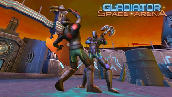 gladiator space arena APK Android