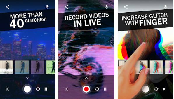 Glitch Video Effects Full Version Unlcoked MOD APK