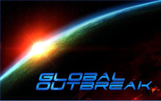 globalen Ausbruch