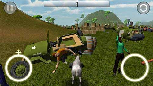 Goat Simulator Free Download Android Game
