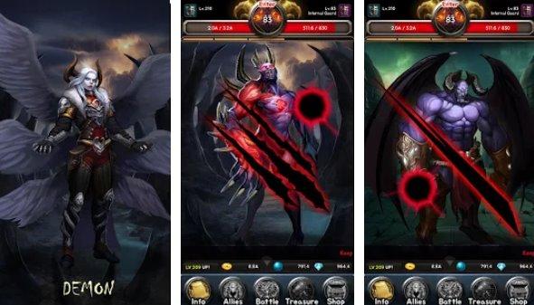 dios de la batalla vip APK Android