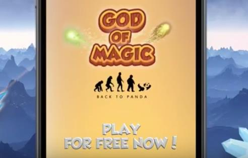 god of magic choose your own adventure gamebook