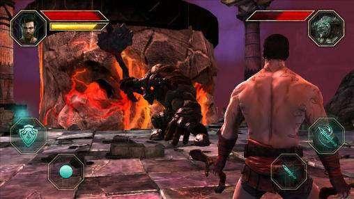 Godfire: Rise of Prometheus APK MOD Android Spiel kostenlos heruntergeladen werden