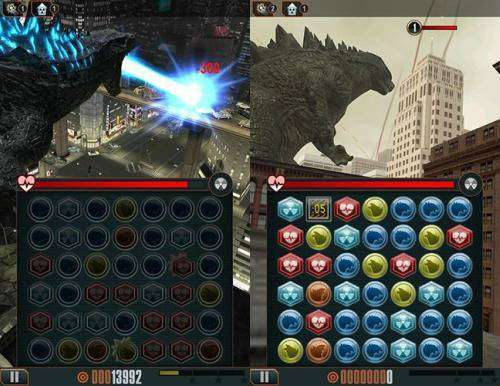 Godzilla - Smash3 MOD APK Android Game Free Download