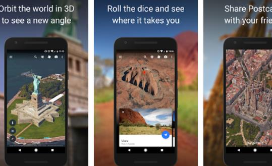 google earth APK Android
