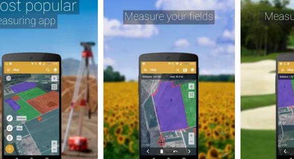 Android Entfernungsmesser Gps : Gps bereich messfläche pro bezahlte apk android download