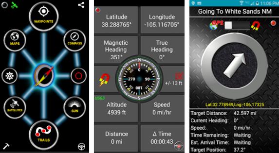 Waypoints gps navegador APK Android