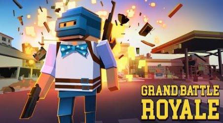 gran batalla royale pixel fps