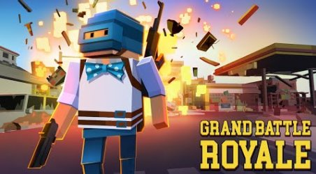Grand Battle Royale Pixel fps