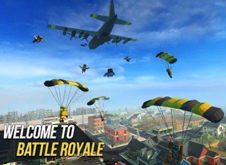 gran batalla royale pixel fps APK Android