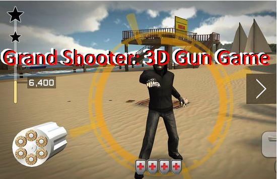 grand-Shooter 3d gun-Spiel