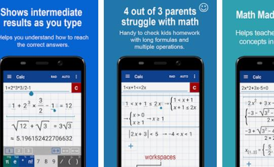Grafik-Rechner plus Mathe Pro APK Android