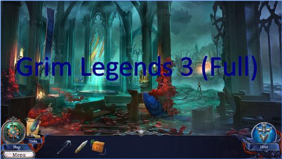 leyendas sombrías 3 completa