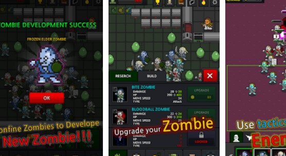 Grow Zombie Unlimited Gems & Z Virus MOD APK Download
