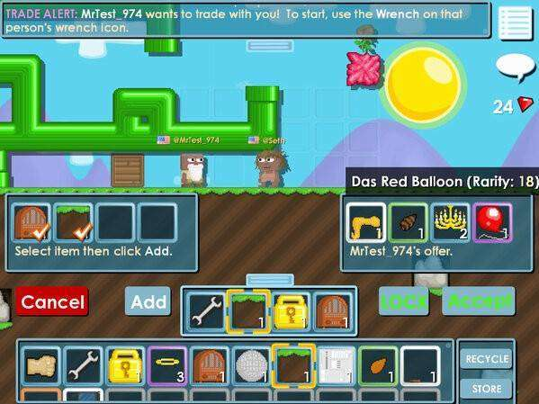 Growtopia Free Download APK Android Game